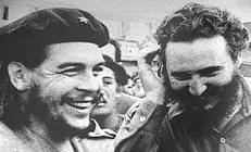 Che Guevara e Fidel Castro