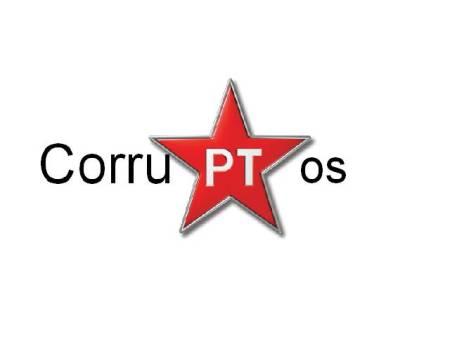 PT - partido corrupto e desmoralizado