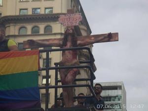 Travesti Jesus