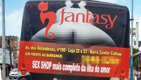 Ministério público do Maranhão censura Outbus