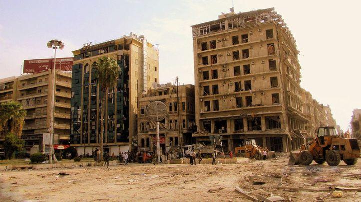 Aleppo, cidade cerne da guerra civil na Síria