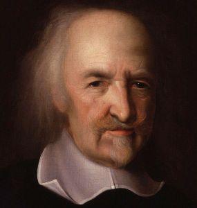 Para Hobbes, como para este que vos fala, o ser humano é naturalmente mau e precisa ser domado.